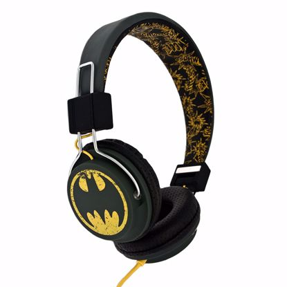 Picture of OTL OTL Vintage Batman Teen Headphones