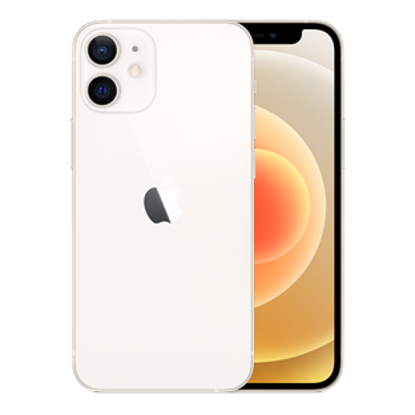 Picture of Apple iPhone 12 mini 128GB White (MGE43B)