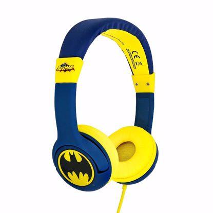 Picture of OTL OTL Batman Bat Signal Junior Headphones